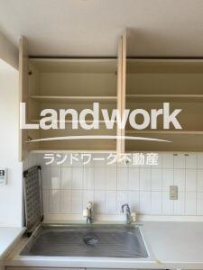 キッチン収納②